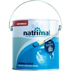 Natrima! Na bazény 0405 bazénová modrá, 2, 5L vyobraziť
