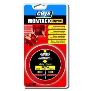 Ceys Montack Express páska 2, 5m vyobraziť