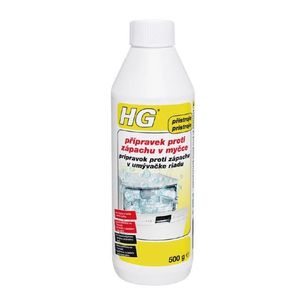 HG636 prípravok proti zápachu v umývačke riadu 500g vyobraziť
