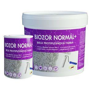 PAM Biozor Normal - Farba proti plesni Biela, 7kg vyobraziť