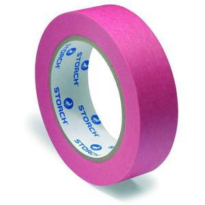 CIRET Páska papierová UV červená 30mm x 50m vyobraziť