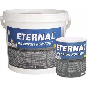 ETERNAL na beton Komfort šedá, 4, 8kg (4kg zlož. A + 0, 8kg zlož. B) vyobraziť