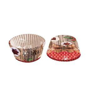TORO Papierové formičky na muffiny TORO 60ks vyobraziť