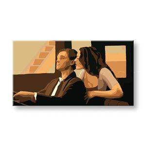 Ručne maľovaný POP Art obraz TITANIC 1 dielny tt (POP ART obrazy) vyobraziť