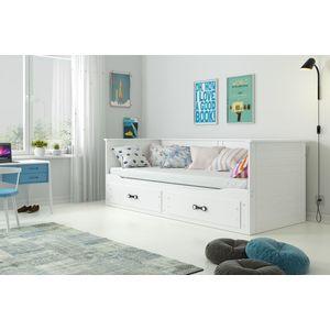 BMS Detská posteľ Hermes Farba: Biela vyobraziť