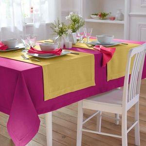Jednofarebný obrus purpurová 150x250cm vyobraziť