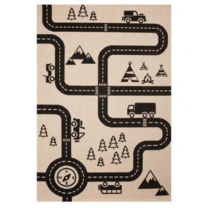 Detský koberec Zala Living Road, 120 × 170 cm vyobraziť
