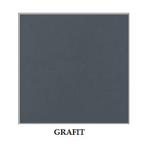 Drewmix Jedálenský set MAX 5 / BOSS 10 (1+4) Farba: Grafit vyobraziť