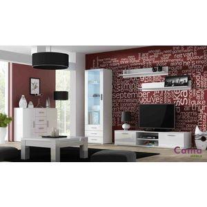 Artcam Obývacia stena Soho 2 Farba: Biela/biely lesk vyobraziť