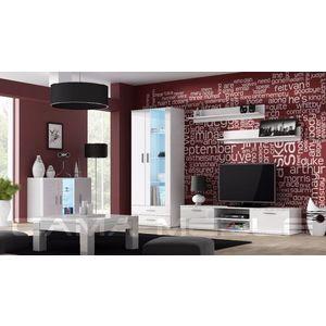 Artcam Obývacia stena Soho 9 Farba: Biela/biely lesk vyobraziť