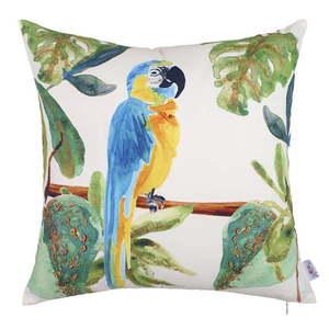 Obliečka na vankúš Apolena Ara Jungle, 43 × 43 cm vyobraziť