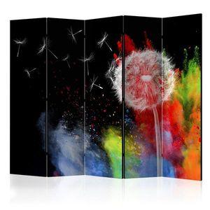 Paraván Colourful Element Dekorhome vyobraziť