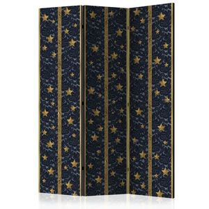 Paraván Lace Constellation Dekorhome 135x172 cm (3-dielny) vyobraziť