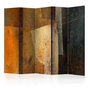 Paraván Modern Artistry Dekorhome 225x172 cm (5-dielny) vyobraziť
