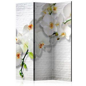 Paraván The Urban Orchid Dekorhome 135x172 cm (3-dielny) vyobraziť