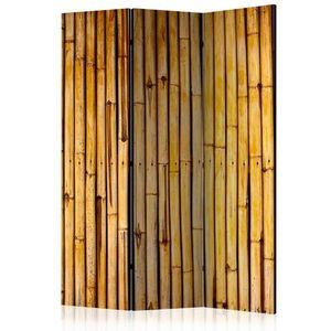 Paraván Bamboo Garden Dekorhome 135x172 cm (3-dielny) vyobraziť