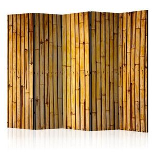 Paraván Bamboo Garden Dekorhome 225x172 cm (5-dielny) vyobraziť
