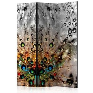 Paraván Enchanted Morning Dew Dekorhome 135x172 cm (3-dielny) vyobraziť