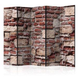 Paraván Vintage Wall Dekorhome vyobraziť