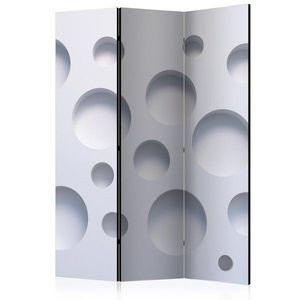 Paraván Harmony of Modernity Dekorhome 135x172 cm (3-dielny) vyobraziť