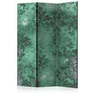 Paraván Emerald Memory Dekorhome 135x172 cm (3-dielny) vyobraziť