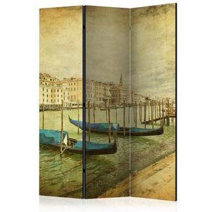 Paraván Time Travel Dekorhome 135x172 cm (3-dielny) vyobraziť