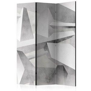Paraván Frozen wings Dekorhome 135x172 cm (3-dielny) vyobraziť