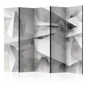 Paraván Frozen wings Dekorhome 225x172 cm (5-dielny) vyobraziť