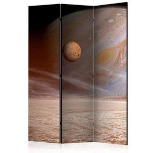 Paraván A small and a big planet Dekorhome 135x172 cm (3-dielny) vyobraziť