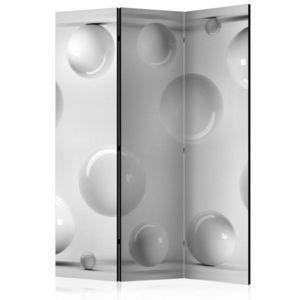 Paraván Balls Dekorhome 135x172 cm (3-dielny) vyobraziť