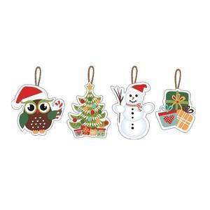 TORO Vianočné ozdoby 7-8 cm, 12 ks vyobraziť