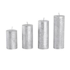 Sviečky adventné 4ks vyobraziť