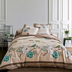 posteľné obliečky béžová vyobraziť