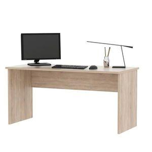 Písací stôl JOHAN 2 NEW 01 Tempo Kondela Dub sonoma vyobraziť