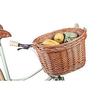 Kôš na bicykel prútený Trek V. vyobraziť