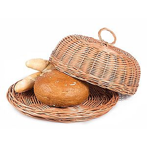 Chlebník prútený okrúhly Musette I. vyobraziť