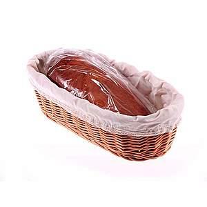 Košíček prútený Alegría VII. vyobraziť