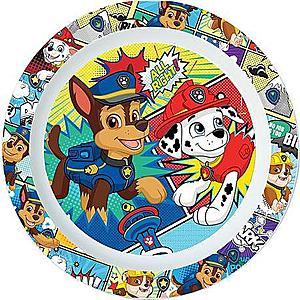 Plastový tanier Paw Patrol 22cm vyobraziť