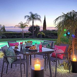 Záhradná Stolička San Antonio vyobraziť