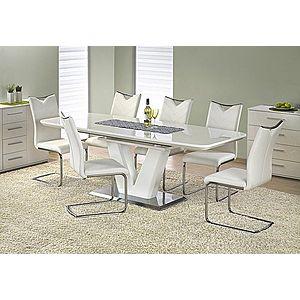 Jedálenský rozkladací stôl MISTRAL biely Halmar vyobraziť
