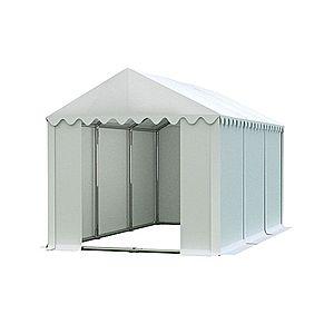 Skladový stan 4x6m PROFI Biela vyobraziť