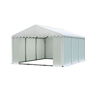 Skladový stan 5x6m PROFI Biela vyobraziť