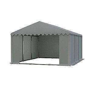 Skladový stan 5x6m PROFI Sivá vyobraziť