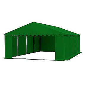 Skladový stan 5x8m PREMIUM Zelená vyobraziť