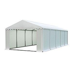 Skladový stan 5x10m biela PROFI vyobraziť