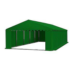 Skladový stan 6x10m PREMIUM Zelená vyobraziť