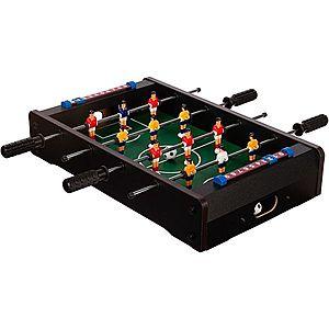 OEM M40692 Mini stolný futbal 51 x 31 x 8 cm čierny vyobraziť