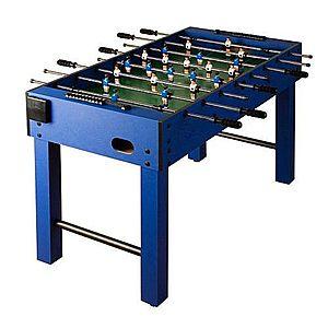 Stolný futbal modrý vyobraziť
