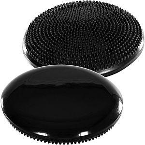 Balančný vankúš na sedenie MOVIT 33 cm, čierny vyobraziť