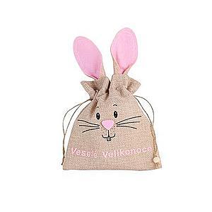 TORO Látková veľkonočná taška TORO 15x25cm králik vyobraziť
